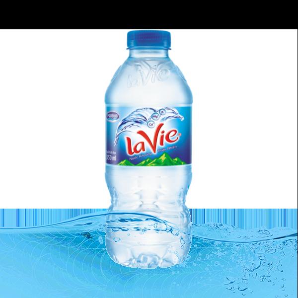 Nước LaVie 350ml
