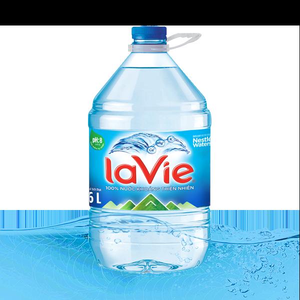 Nước LaVie 5 lít