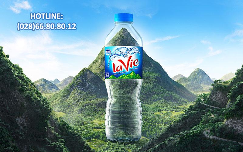 Nguồn nước khoáng LaVie - Chất lượng trăm năm
