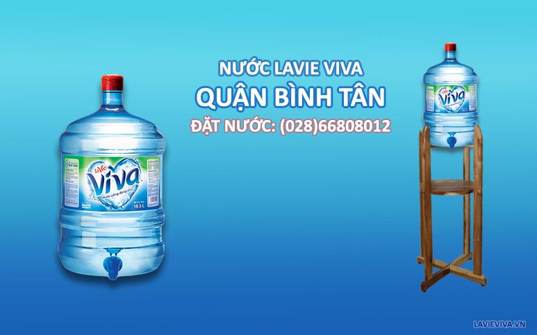 Nước tinh khiết LaVie ViVa quận Bình Tân