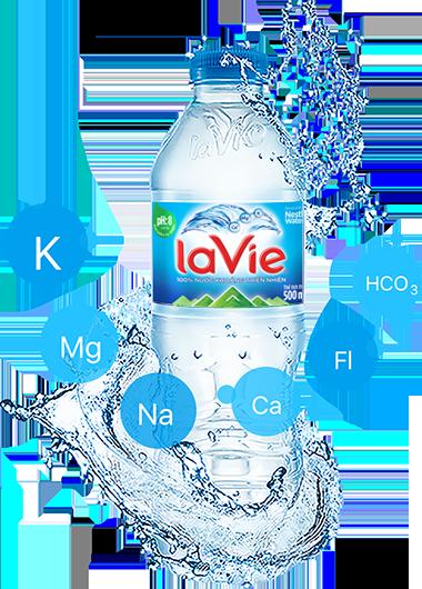 LaVie ViVa khoáng chất