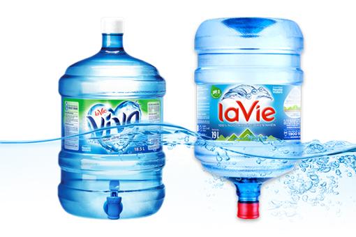Nước LaVie ViVa cặp đôi hoàn hảo